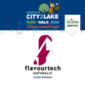 city2lake sponsor - silver - flavourtech