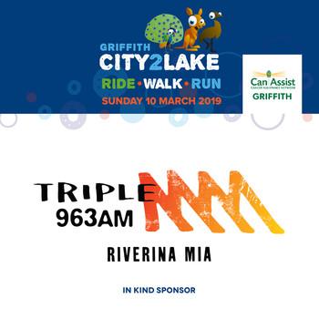 City2Lake Sponsor - In Kind - Triple M.j