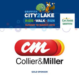 City2Lake Sponsor - Gold - CollierMiller