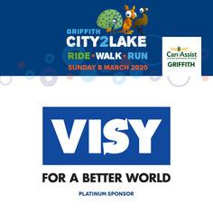 city2lake sponsor - platinum - visy 2020