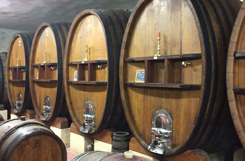 Sur la route des vins de Bandol