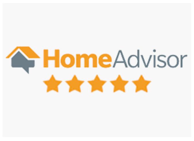 5 Stars On HomeAdvisor.com