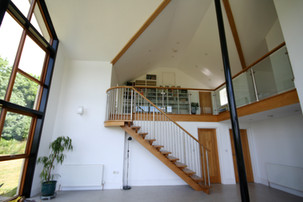 Spine Stair & Gallery