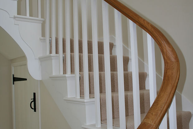 Harvey Benfield Joinery Timber Wood Staircase