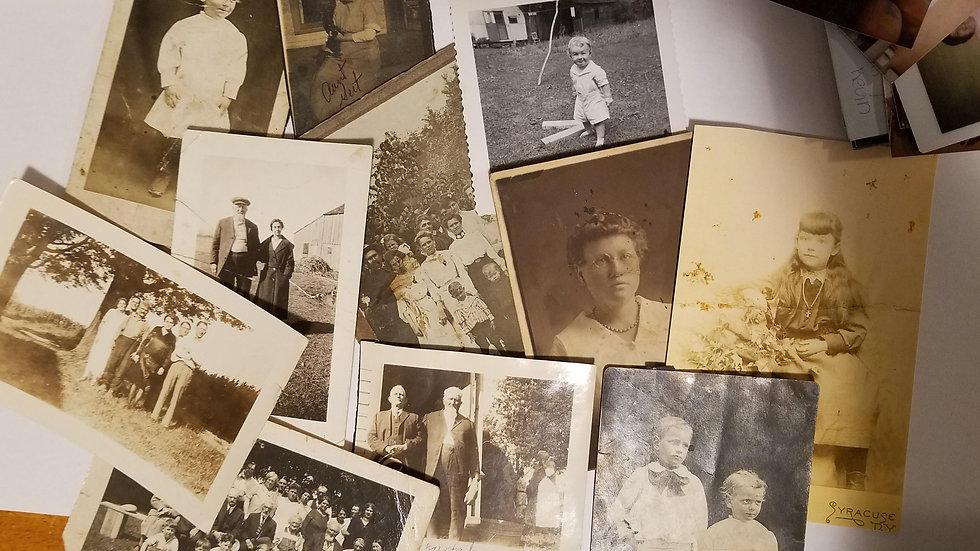 Genealogy Consultation 30 minutes