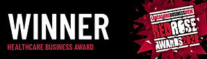 Red Rose Awards Winner HealthCare Business Award