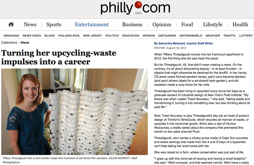 Philadelphia Inquirer 2014