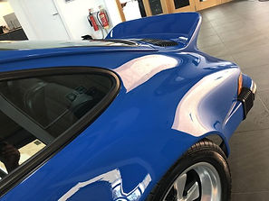 Car detailing and paint correction