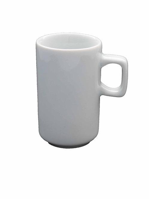 24 xícara sem pires em porcelana