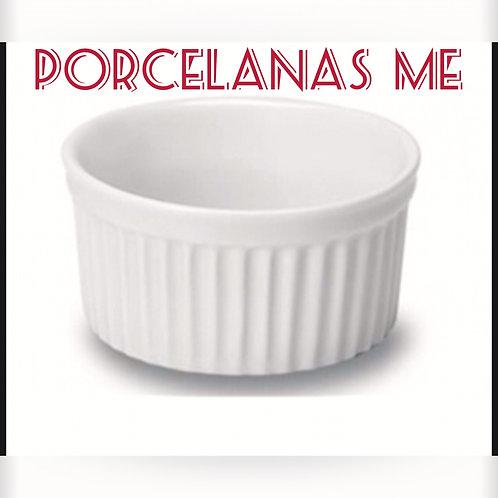 100 ramekim 90 ml em porcelana