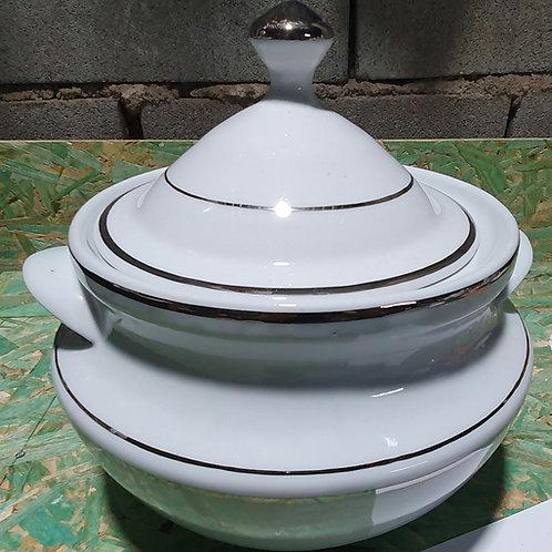 Sopeira gigante fio prata 5 litro e 500 ml