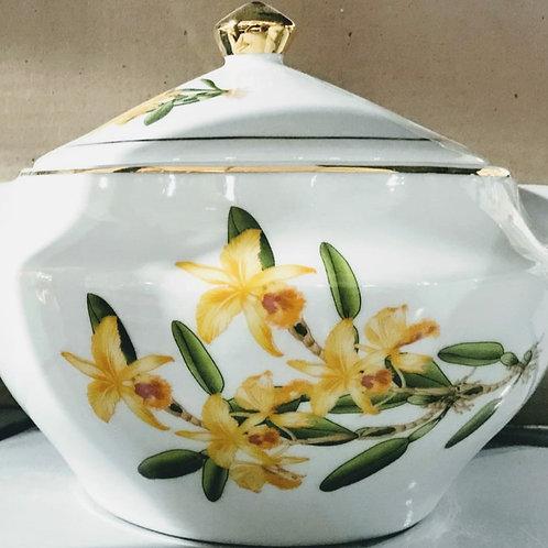 Sopeira orquídea amarela 3 litros