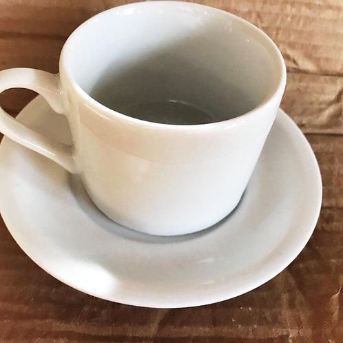 Xícara para chá com Pires 140 ml 12 peças