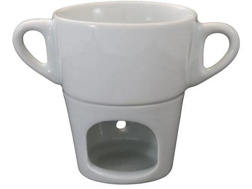 Caneca fondue 250 ml kit10 peças