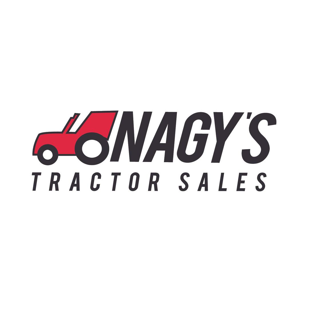 Bad Bunny Design   Logo   Nagy's Tractor Sales