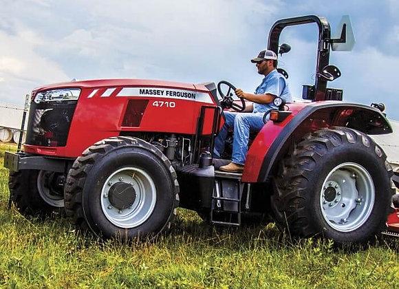 2021 MF 4700 - 75 - 100 HP - Massey Ferguson