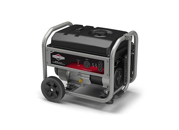 2019 3500 Watt Portable Generator (030680) - Briggs & Stratton