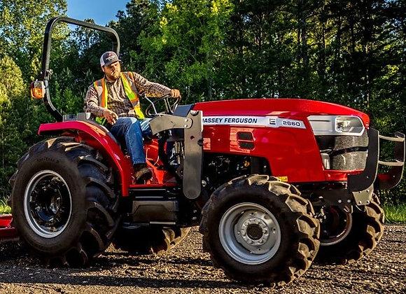 2021 MF 2800 E - 48.8 - 57.3 HP - Massey Ferguson