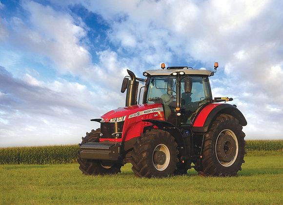 2021 MF 8700 S Series HP - 270 - 400 HP - Massey Ferguson