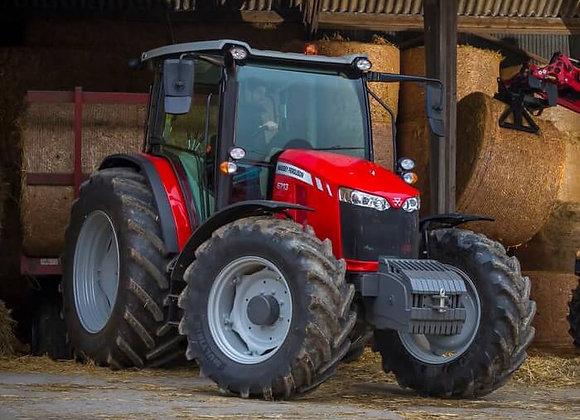 2021 MF 6700 - 120 - 130 HP - Massey Ferguson