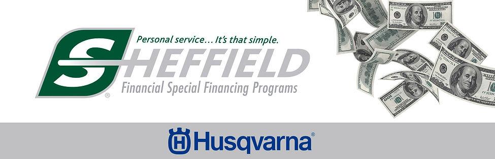 Husqvarna - Retail Financing Programs -