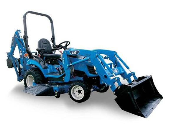 2019 MT122-21.5HP - LS Tractor