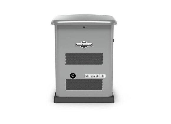 2020 12 kW1 Fortress Standby Generator 040546 - Briggs & Stratton