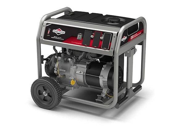 2020 5000 Watt Portable Generator (030681) - Briggs & Stratton