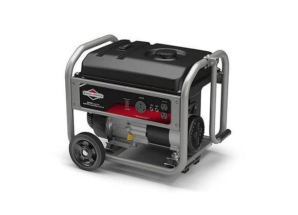 2020 3500 Watt Portable Generator (030676) - Briggs & Stratton
