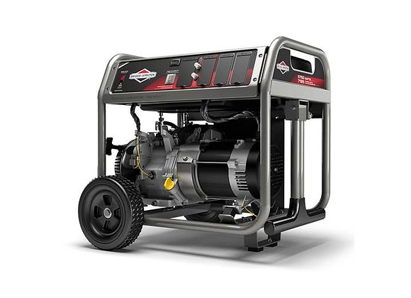 2020 5750 Watt Portable Generator (030708) - Briggs & Stratton