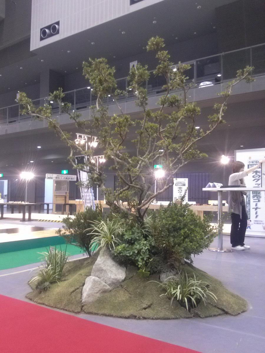 住まいの耐震博覧会2012 in マリンメッセ福岡