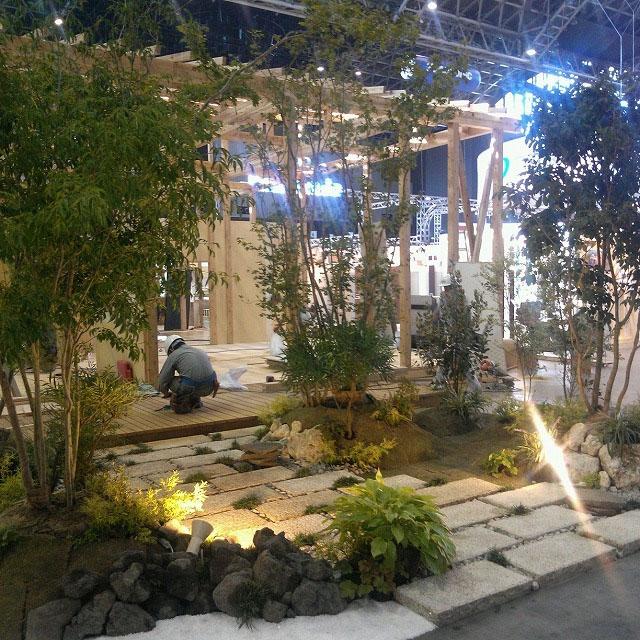 住まいの耐震博覧会2013 in マリンメッセ福岡