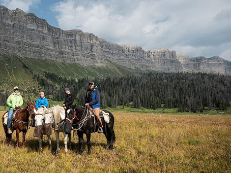 Brooks Lake Lodge Named Family Friendly Yellowstone Resort by Outdoor Families