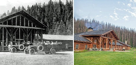 Historic Brooks Lake Lodge & Spa Offers Modern-Day Immersion in a Bygone Era
