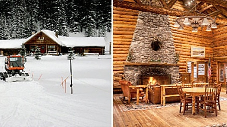 Brooks Lake Lodge & Spa Showcases Old West and New West in Winter Getaway