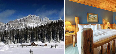 Top Five Reasons to Escape to Brooks Lake Lodge & Spa this Winter