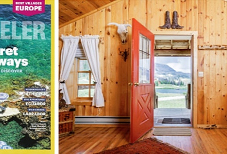 Brooks Lake Lodge Named to Best-in-world List by National Geographic Traveler