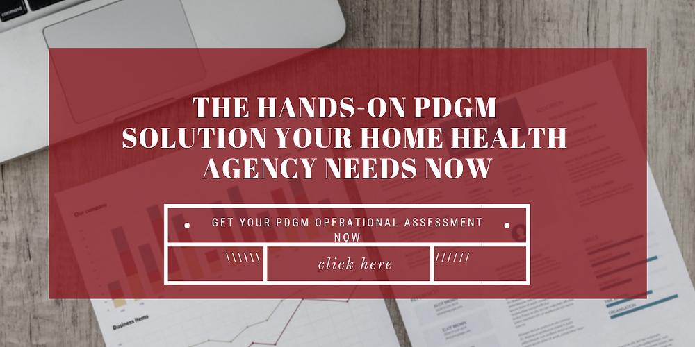 home health pdgm solution
