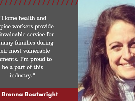 Meet Brenna Boatwright--The Coach Your Home Health and Hospice Agency Needs