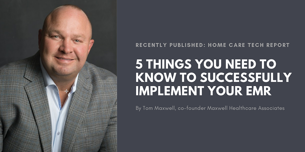 5 things you need to know to successfully implement your emr