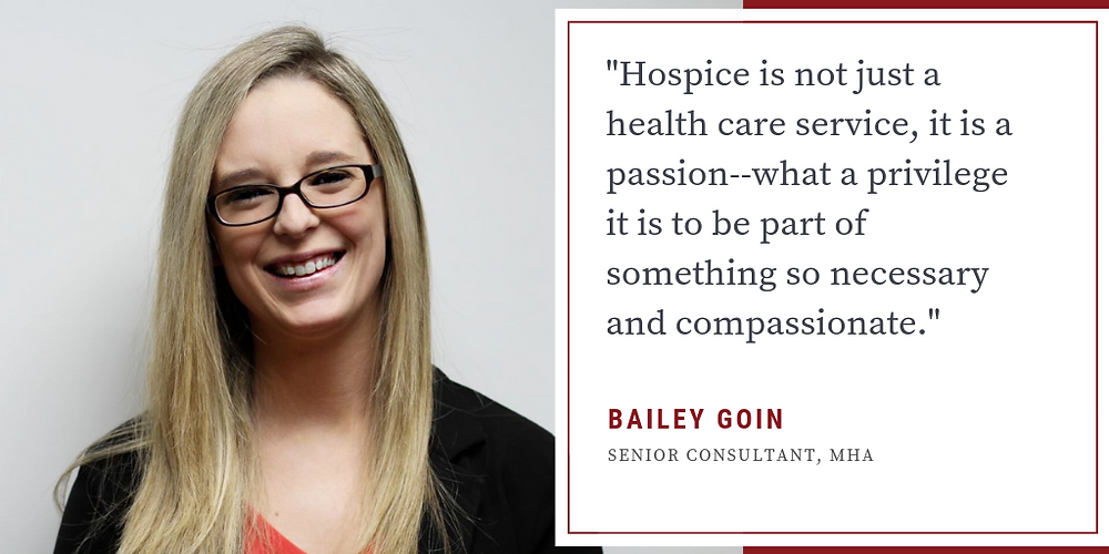 Bailey Goin Home Health and Hospice Consultant