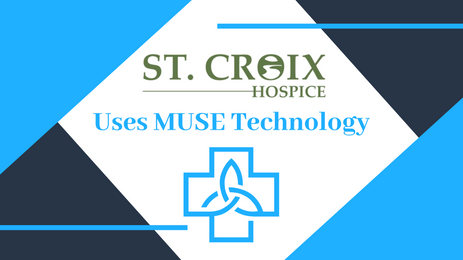 St. Croix Hospice Uses MUSE to Improve Patient Care