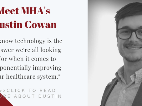 Meet Our Home Health and Hospice Consultant, Dustin Cowan