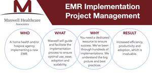 Home Health EMR implementation help