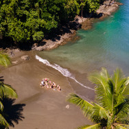 Plaža sredi džungle