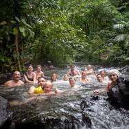 Thermal Springs Arenal