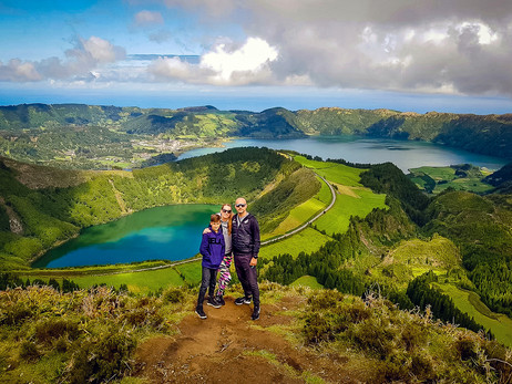 To so razlogi, zakaj na Azore prav zdaj