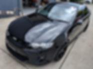 FG GT Black Edition