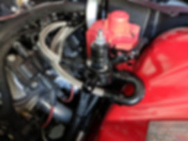 Magnafuel regulator on Squash fuel system VF HSV