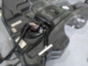 VF Squash fuel system fuel tank
